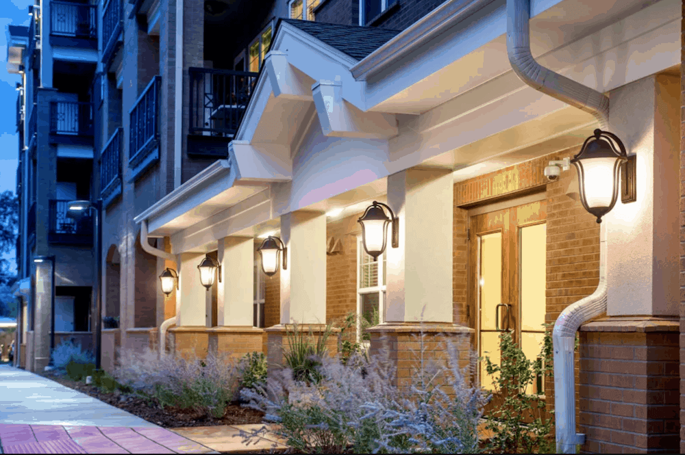 senior apartments