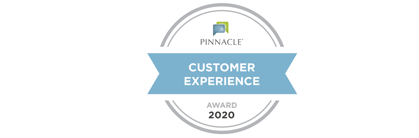 2020 customer experience award